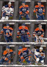 2013-14 Panini Prizm Edmonton Oilers Complete Team Set (11)