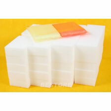 40P Magic Sponge Multy Cleaner Eraser Melamine Foam Cleaning Sponge Large Size