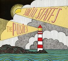 THE POSIES - SOLID STATES   CD NEW!
