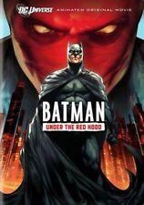 Batman Under The Red Hood 0883929101061 With Bruce Greenwood DVD Region 1