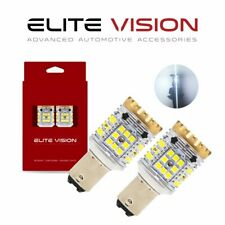 EV High Power 1157 LED Turn Signal Light Bulbs Blinker for Maybach Clear 2600LM