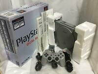Sony PS1 SCPH 7500 Console Boxed Playstation Tested Used Japan F/S