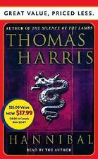 Hannibal by Thomas Harris (2004, Cassette, Abridged)
