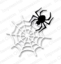Impression Obsession SPIDER WEB Die Set Steel DIE115-J