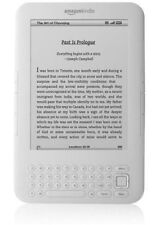 Amazon Kindle Keyboard 4GB (3rd Generation) 3g + WiFi D00901 - White