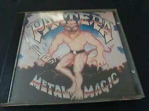 "PANTERA ""Metal magic"" / SHOK PARIS ""Go for the throat""  RARE CD  DIMEBAG BARREL"