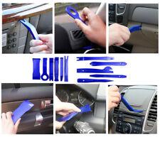11PCS NYLON CAR DOOR TRIM REMOVAL PANEL DASH AUDIO CRAFTSMAN TOOLS SET BULE