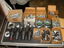 Huge Lot Assorted New Electrical Contractor Surplus Parts Conduit Fittings