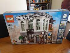 Creator Lego 10251: Brick Bank 100% Complete & Boxed