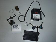 4520 PIAGGIO BEVERLY 125, BJ 2003, immobilizzatore incl. CDI e chiave master