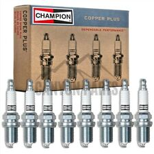New 8 pc Champion Copper Spark Plugs for 2005-2015 Nissan Armada Fast Free Ship!