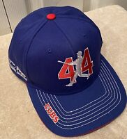 Chicago Cubs 44 Rizzo Hat Baseball Cap Buona Beef Wrigley Field SGA By Melonwear