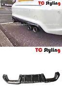 Carbon Fiber Rear Bumper Diffuser For BMW F87 M2, High Quality Vacuum Type