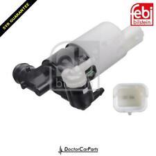 Windscreen Washer Pump FOR PEUGEOT 207 06->ON CHOICE2/2 1.4 1.6 WA WC WK
