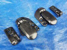 Mazda Miata MX-5 Convertible Top Latches Set - Left, Right & Striker Plates