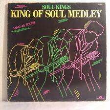 "Soul Kings – King Of Soul Medley (Vinyl 12"", Maxi 45 Tours)"