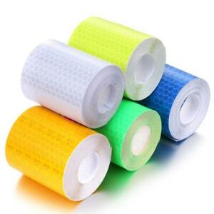 1M/ Car Reflective Safety Warning Conspicuity Roll Tape    Sticker