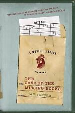 The Case of the Missing Books (Mobile Library Mysteries), Sansom, Ian, Good Book