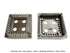 Augat PLCC Socket #PCS-068A-1: 68 Pin, Through Hole Mounting: Great Price