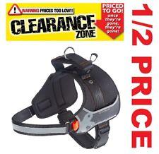 CLEARANCE FERPLAST Hercules X LARGE Professional Use Dog Harness BLACK 1/2 PRICE