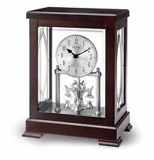 Bulova Imperio Aniversario De Madera Maciza Reloj de B1534 acabado café espresso
