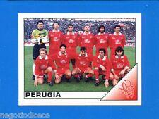 CALCIATORI PANINI 1995-96 Figurina-Sticker n. 451 - PERUGIA SQUADRA -New