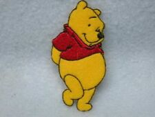 Disney Pooh Patch Embroidered Iron On Patch Applique