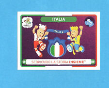 PANINI-EURO 2012-Figurina n.39- ITALIA -NEW-WHITE BOARD
