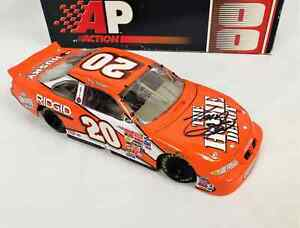 AP Action Autographed Tony Stewart #20 Home Depot 2000 Grand Prix Ltd. Ed. MIB
