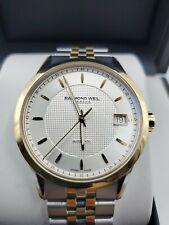 Raymond Weil Freelancer Automatic Silver Dial Men's Watch 2740-STP-65021 $1995