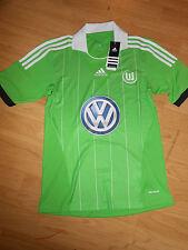 t-shirt maglietta adidas VfL WOLFSBURG  uomo ragazzo  sport tg.XL
