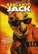 Kangaroo Jack [New DVD] Ac-3/Dolby Digital, Amaray Case, Dolby, Dubbed