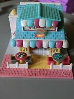 Vintage Polly Pocket Bluebird 1993 Pizzeria Pizza Parlor ONLY