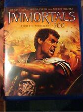 Immortals (Blu-ray Disc, 2012, )