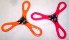 2 TRIANGLE FLYING BOOMERANG play toy boomeranges toys NEW BOOMERANGE NOVELTY