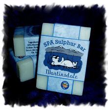 Tall Grass _ Martinsdale SPA Sulphur Mineral Soap Made in Montana_Handmade
