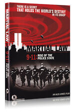 Martial Law 911 The Rise of the Police State by Alex Jones and Infowars
