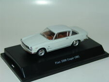 1 FIAT 2300 COUPE 1961 WHITE 1:43 STARLINE