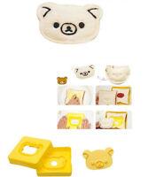 Cute Bear Shape Sandwich Bread Toast Mould Cutter Maker DIY Kitchen Tool