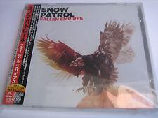 SNOW PATROL - FALLEN EMPIRES - JAPAN EDITION  - CD - NEU + ORIGINAL VERPACKT!