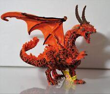 Lavadrache 16 Cm Serie Drachen Plastoy 60225