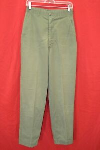 U.S. OG-507 Fatigue Trousers 30X33