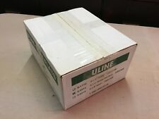 Unopened Case Of 200 Uline 6x6 White Self Seal Stay Flats S-2212 CD DVD Size
