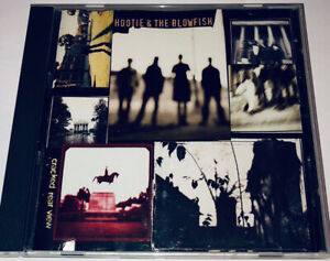 Hootie And The Blowfish Cracked Rear View Country Music Cd 3M