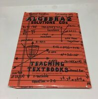 Teaching Textbooks Algebra 2 Solution CDs (version 1.0)