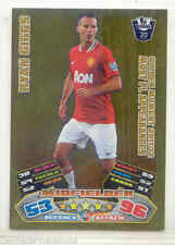 Ryan Giggs Soccer Trading Cards