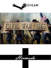 Civil War: 1865 Steam Key - for PC or Mac (Same Day Dispatch)