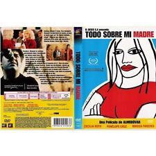 Todo Sobre mi Madre DVD Almodovar - Penelope Cruz - NTSC Region 4