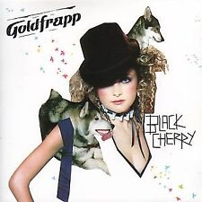 Goldfrapp - Black Cherry [CD]