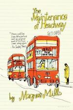 The Maintenance of Headway, Mills, Magnus, Good Condition, Book